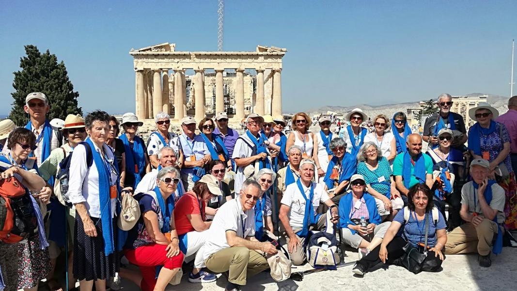 Groupe grece 2018