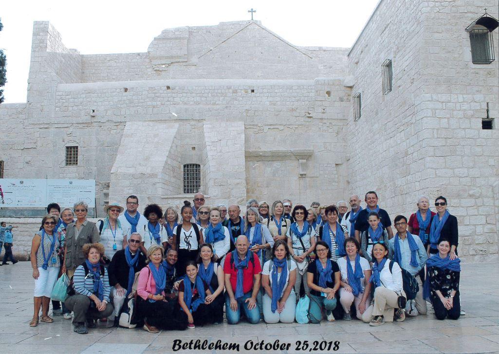 Groupe israel 2018