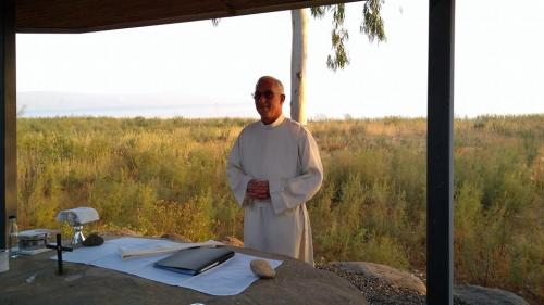 Messe au lac de tiberiade