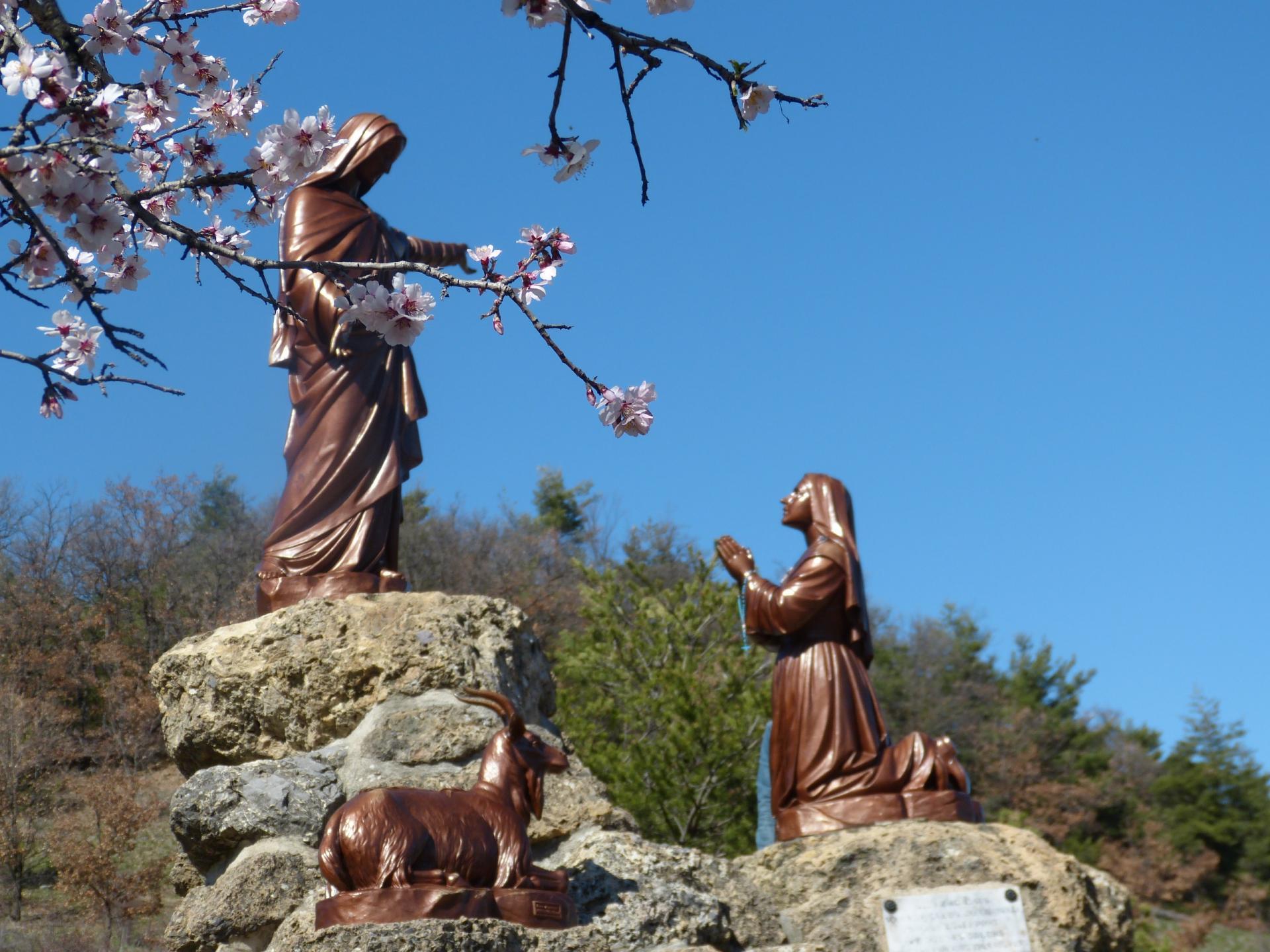 Notre Dame du Laus et Notre Dame de la Salette: réconciliation et conversion du mardi 18 au jeudi 20 mai 2021