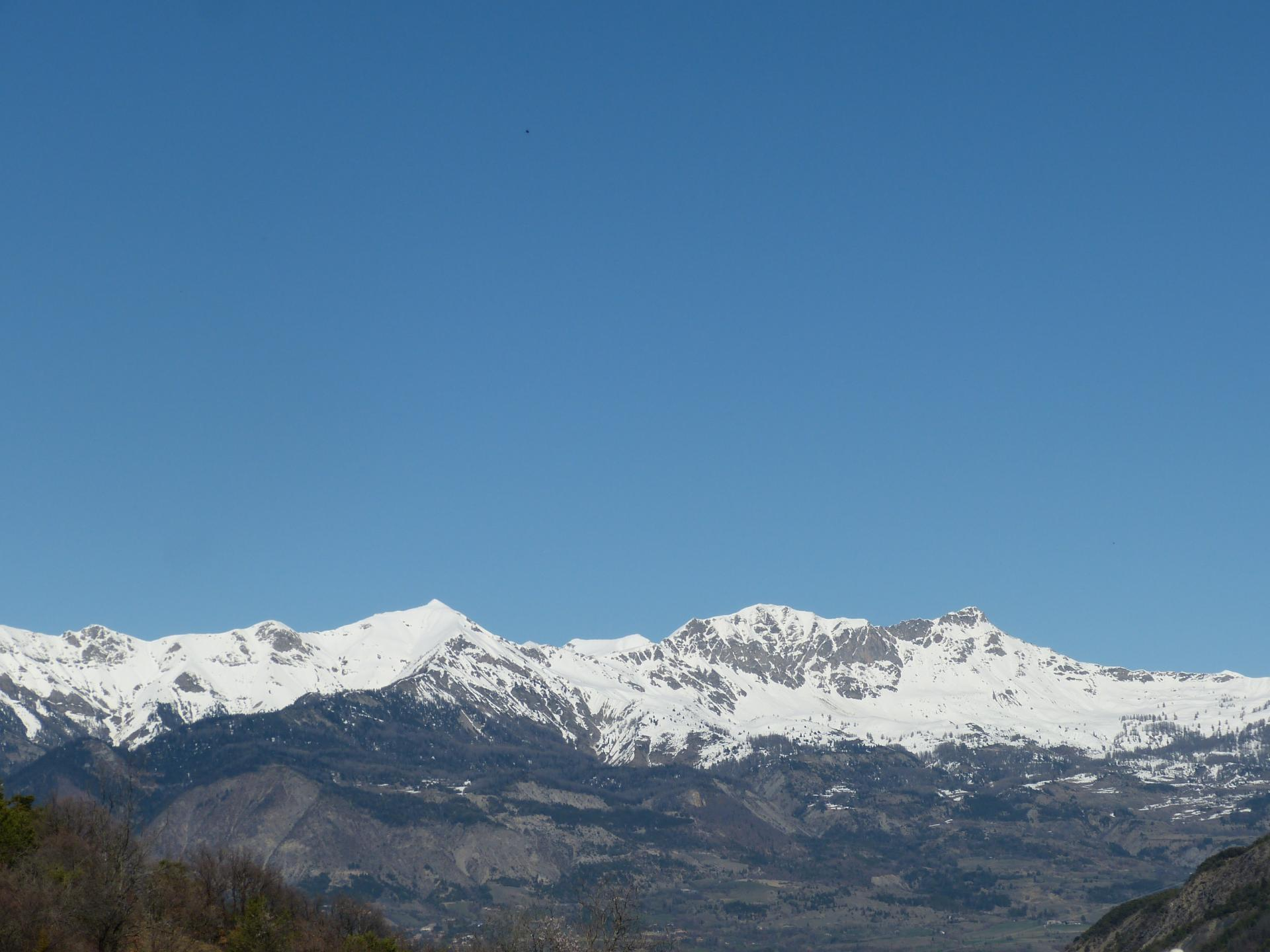 Panorama depuis Pindreau